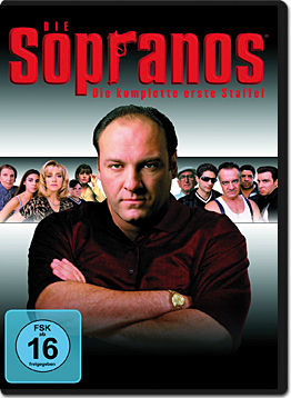 Die Sopranos: Season 1 Box (6 DVDs)