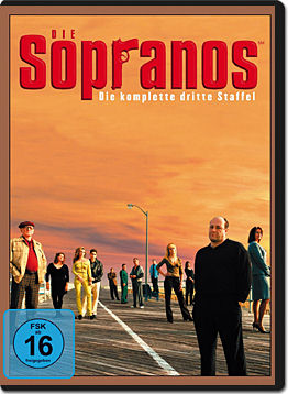 Die Sopranos: Season 3 Box (4 DVDs)