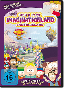 South Park: Imaginationland - Director's Cut