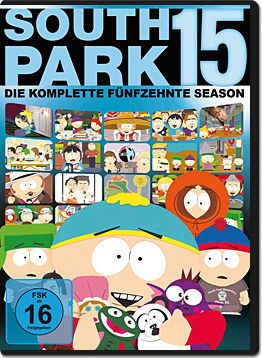 South Park: Season 15 Box (3 DVDs)
