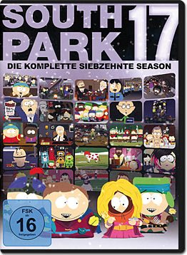 South Park: Staffel 17 Box (2 DVDs)