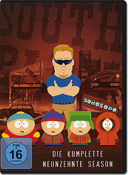 South Park: Staffel 19 Box (2 DVDs)