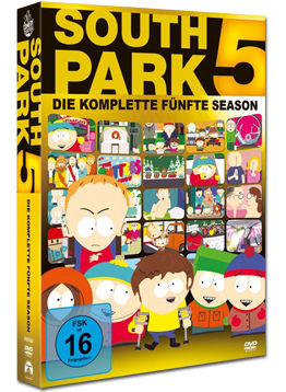 South Park: Staffel 05 Box (3 DVDs)