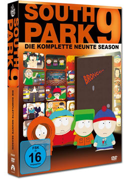 South Park: Staffel 09 (3 DVDs)