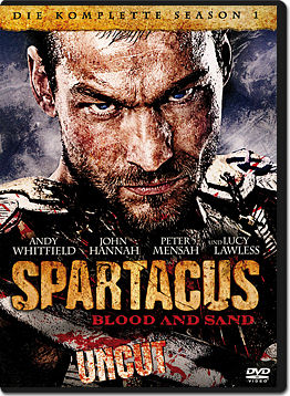 Spartacus: Blood and Sand - Season 1 Box -Uncut- (5 DVDs)