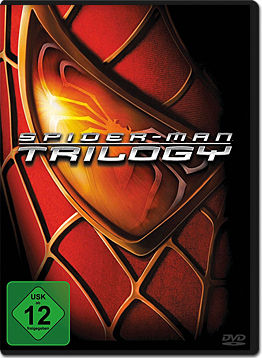 Spider-Man - Trilogie (3 DVDs)
