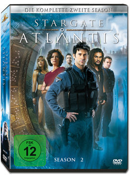Stargate Atlantis: Season 2 Box (5 DVDs)