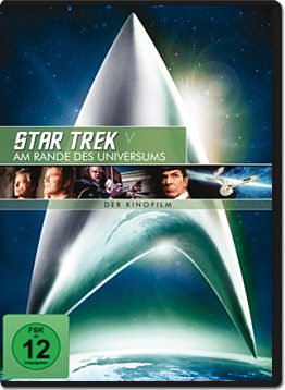Star Trek 5: Am Rande des Universums - Remastered