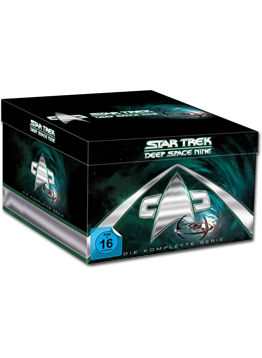 Star Trek Deep Space Nine - Die komplette Serie (48 DVDs)