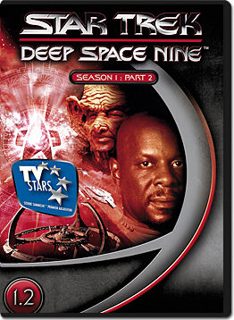 Star Trek Deep Space Nine: Season 1 Part 2 (3 DVDs)