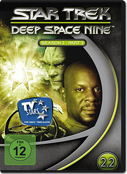 Star Trek Deep Space Nine: Season 2 Part 2 (4 DVDs)