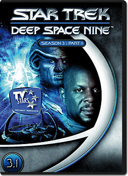 Star Trek Deep Space Nine: Season 3 Part 1 (3 DVDs)