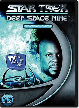 Star Trek Deep Space Nine: Season 3 Part 2 (4 DVDs)