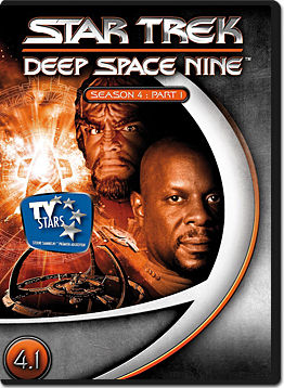Star Trek Deep Space Nine: Season 4 Part 1 (3 DVDs)
