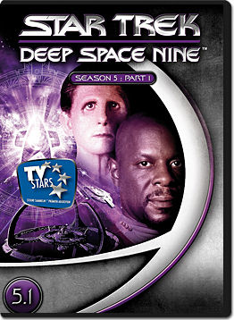 Star Trek Deep Space Nine: Season 5 Part 1 (3 DVDs)