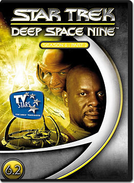 Star Trek Deep Space Nine: Season 6 Part 2 (4 DVDs)