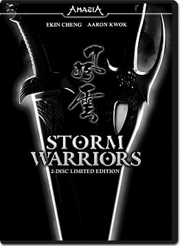 Storm Warriors - Limited Edition (2 DVDs)