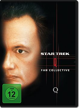 Star Trek: Q - Fan Collective (4 DVDs)