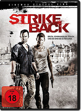 Strike Back: Staffel 1 Box (4 DVDs)