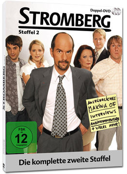 Stromberg: Staffel 2 Box (2 DVDs)