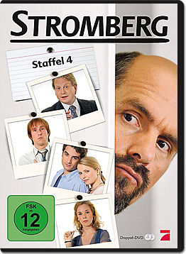 Stromberg: Staffel 4 Box (2 DVDs)