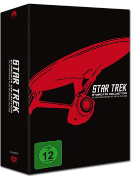 Star Trek 1-10: Stardate Collection (12 DVDs)