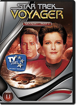 Star Trek Voyager: Season 1 Part 1 (2 DVDs)