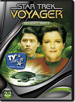 Star Trek Voyager: Season 2 Part 2 (4 DVDs)