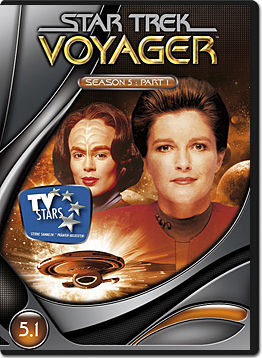 Star Trek Voyager: Season 5 Part 1 (3 DVDs)