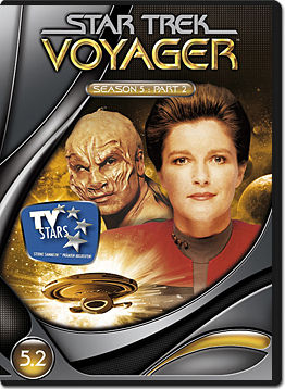 Star Trek Voyager: Season 5 Part 2 (4 DVDs)