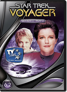 Star Trek Voyager: Season 6 Part 2 (4 DVDs)