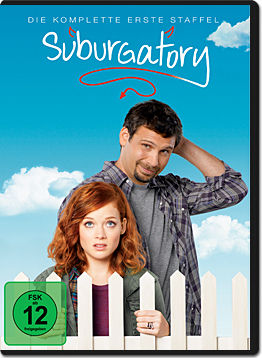 Suburgatory: Staffel 1 Box (3 DVDs)