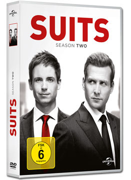Suits: Staffel 2 Box (4 DVDs)