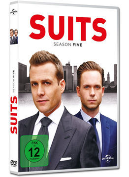 Suits: Staffel 5 Box (4 DVDs)