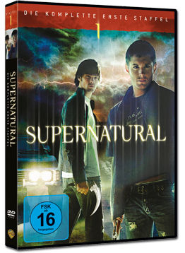 Supernatural: Staffel 1 Box (6 DVDs)