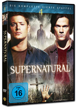 Supernatural: Staffel 04 (6 DVDs)
