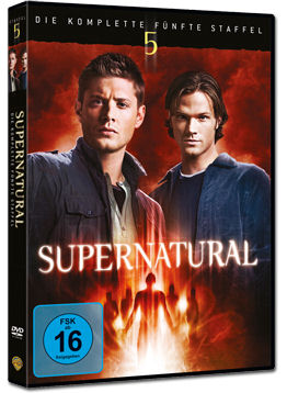 Supernatural: Staffel 05 (7 DVDs)