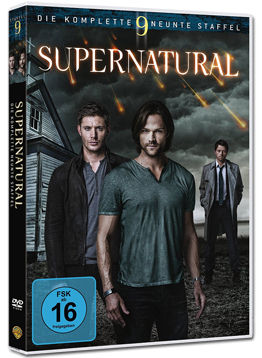 Supernatural: Staffel 09 (6 DVDs)