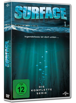 Surface: Die komplette Serie (4 DVDs)