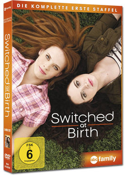 Switched at Birth: Staffel 1 Box (3 DVDs)