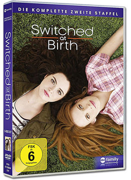 Switched at Birth: Staffel 2 Box (5 DVDs)