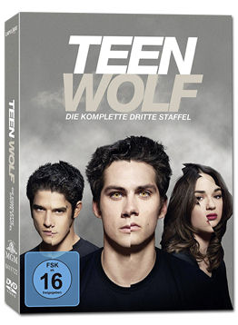 Teen Wolf: Staffel 3 (8 DVDs)