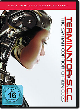 Terminator: The Sarah Connor Chronicles - Staffel 1 Box (3 DVDs)