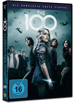 The 100: Staffel 1 Box (3 DVDs)