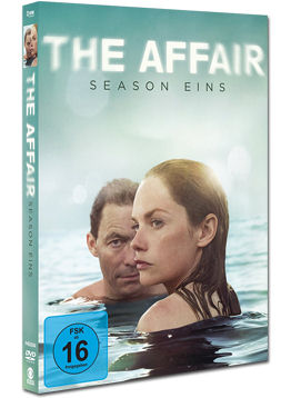 The Affair: Staffel 1 Box (4 DVDs)