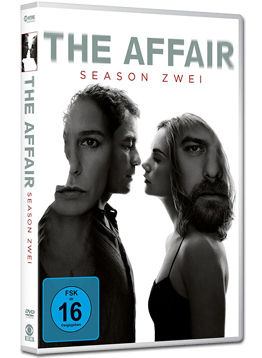 The Affair: Staffel 2 Box (4 DVDs)
