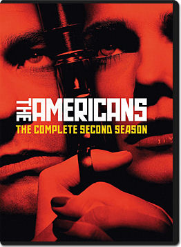 The Americans: Season 2 Box (4 DVDs)
