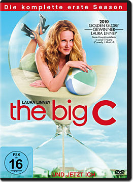 The Big C: Die komplette Season 1 (3 DVDs)