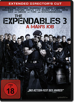 The Expendables 3 - Extended Director's Cut