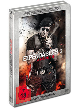 The Expendables 3 - Director's Cut Steelbook